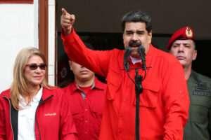 U.S. weighs more sanctions on Venezuela to halt fuel deals -Bloomberg - Inside Financial Markets