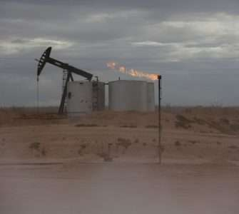 Oil jumps as hurricane hits U.S. output while crude stocks decline - Inside Financial Markets