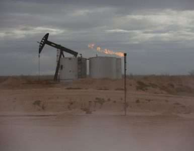 Oil jumps as hurricane hits U.S. output while crude stocks decline - Inside Financial Markets