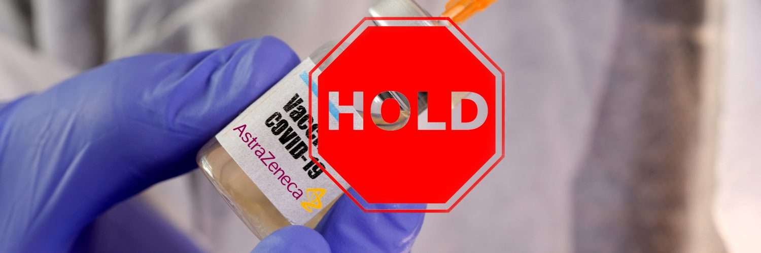 AstraZeneca puts leading COVID-19 vaccine trial on hold over safety concern - Inside Financial Markets