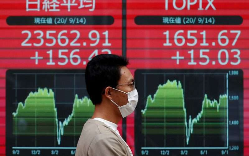 Asian stocks head higher on China data, markets eye Fed meeting - Inside Financial Markets
