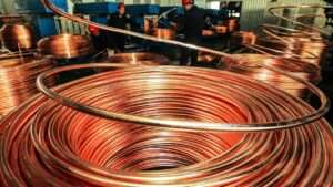 Copper pulls back from 26-month high on stronger dollar - Inside Financial Markets