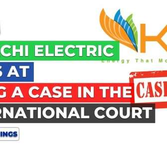 Karachi Electric hints at filing a case   Top 5 Things   23 Sept '20   Inside Financial Market