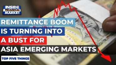 Remittance Boom is a Bust for Asian Stocks   Top 5 Things   24 Sept 2020   Inside Financial Markets