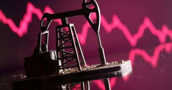 Oil falls as demand growth concerns outweigh U.S. stock drawdown - Inside Financial Markets