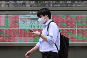 Asian shares on fragile footing amid elevated valuations, oil skids - Inside Financial Markets