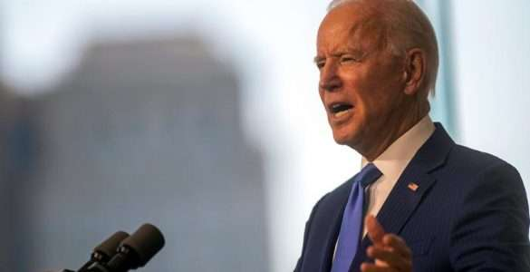 Biden blasts Trump plan to push for Supreme Court nominee ahead of the election - Inside Financial Markets