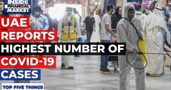 UAE reports highest number of Covid19 cases | Top 5 Things | 14 Sept 2020 | Inside Financial Markets