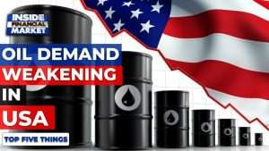 OIL Demand Weakening In USA | Top 5 Things | 09 SEPT 2020 | Inside Financial Markets