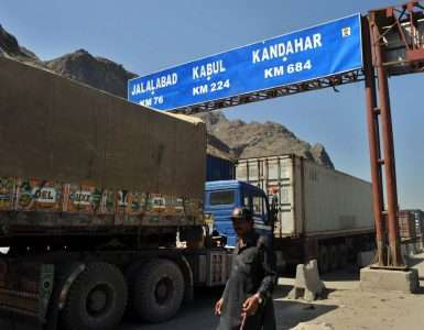 Exports to Afghanistan decrease 13.98% in Q1 - Inside Financial Markets