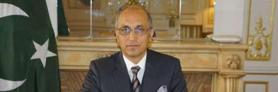 CPEC strong pillar of Pak-China all-weather friendship: Ambassador Haque - Inside Financial Markets