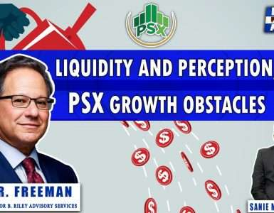 Liquidity and Perception, PSX Growth Obstacles | Seth Freeman | Sanie Khan | Inside Financial Market