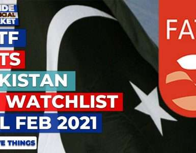 FAFT puts Pakistan on Watchlist till Feb 2021 | Top 5 Things | 26 Oct '20 | Inside Financial Markets