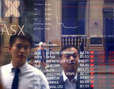 Australian shares end string of losses as gold, tech stocks rise - Inside Financial Markets