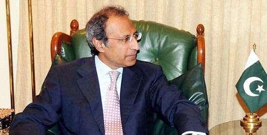PTI govt taking steps to revive the economy, facilitating businessmen: Abdul Hafeez Shaikh - Inside Financial Markets