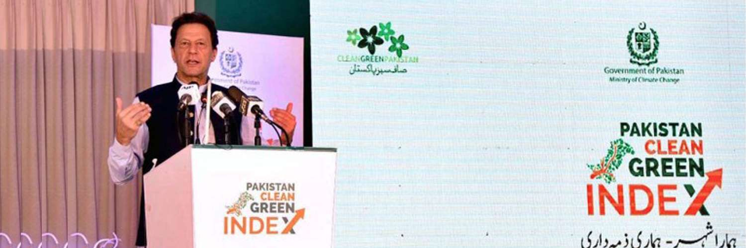 PM for all-out efforts to ensure pollution-free clean and green Pakistan for current, future generations - Inside Financial Markets