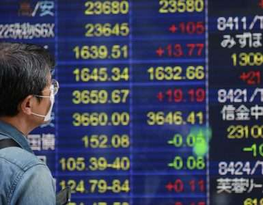 Asian stocks gain, yuan soars as traders bet on U.S. stimulus, again - Inside Financial Markets