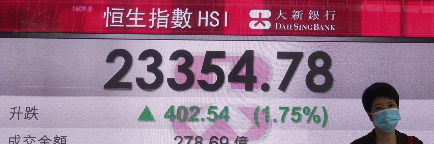 Asian shares rise as vaccine hopes inject relief - Inside Financial Markets