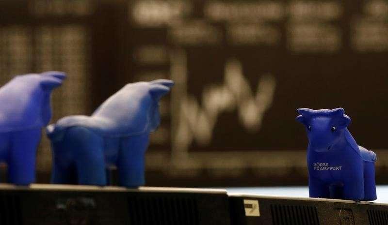 European Stock Futures Edge Higher as Germany Keeps Shops Open - Inside Financial Markets