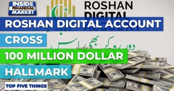 Roshan Digital Account cross $100Mn hallmark | Top 5 Things | 27 Nov 2020 | Inside Financial Markets