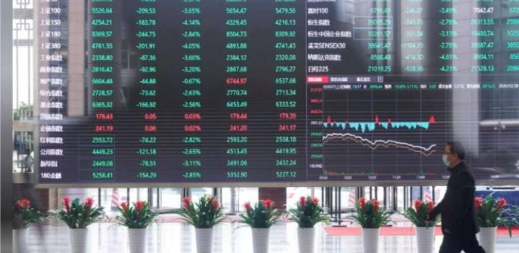 Asian stocks and pound cheer Brexit, Alibaba slumps on monopoly probe - Inside Financial Markets