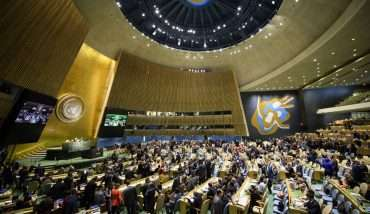 UNGA adopts Pak-sponsored resolution calling for respect for sacred religious symbols - Inside Financial Markets