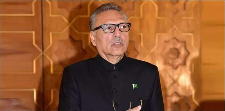 President Alvi makes positive assessment on CPEC cooperation: Chinese Foreign Ministry - Inside Financial Markets