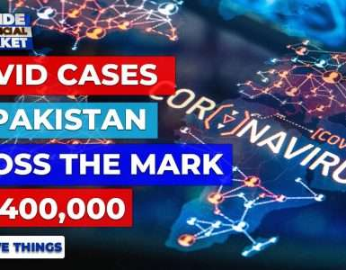 COVID cases in Pakistan cross the mark of 400K | Top 5 Things | 03 Dec '20 | Inside Financial Market