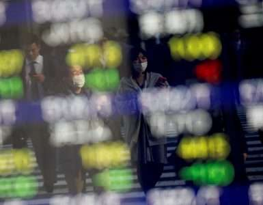 Asian shares set to finish 2020 at record high, riskier currencies in favor - Inside Financial Markets