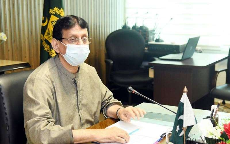 Chairman CPEC Authority calls on IT Minister - Inside Financial Markets