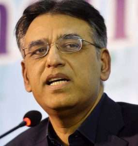 Second wave of COVID-19 declining due to govt's timely decisions: Asad Umar - Inside Financial Markets