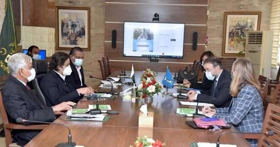 Pak-WB discusses government development priorities - Inside Financial Markets