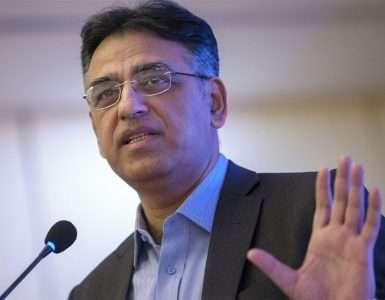 Gov't spends record Rs 208 bln on development projects in 6 months: Asad Umar