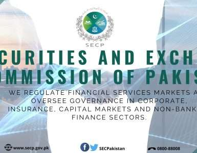 SECP vows to implement measures for regulating the financial sector - Inside Financial Markets