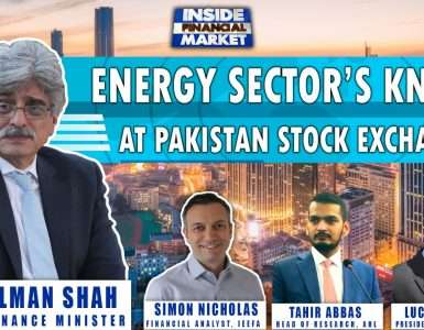 Energy Sector's knock at PSX | Dr.Salman Shah | Simon Nicholas | Tahir AHL | Inside Financial Market