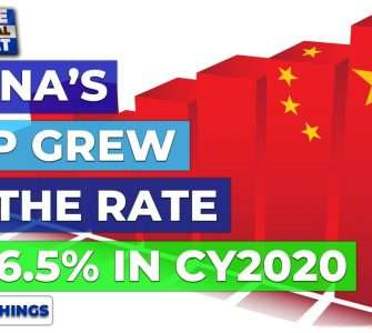 China's GDP grew at the rate of 6.5% in CY2020 | Top 5 Things | 19 Jan '21 | Inside Financial Market
