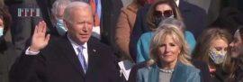 Biden sworn in as US president, declaring 'Democracy has prevailed' - Inside Financial Markets