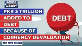 Rs.3Tr added to debt over currency devaluation   Top 5 Things   21 Jan '21   Inside Financial Market