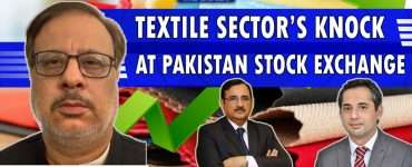 Textile Sector's Knock at PSX | Asif Inam Chairman APTMA South | Inside Financial Markets