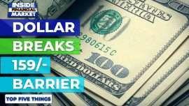 Dollar breaks 159/- barrier   Top 5 Things   26 Feb 2021   Inside Financial Markets