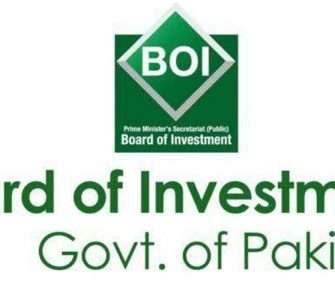 BOI organizing CPEC's B2B Investment Conference tomorrow - Inside Financial Markets