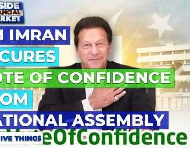 PM Imran Secures vote of confidence from NA | Top 5 Things | 05 March 2021 | Inside Financial Market
