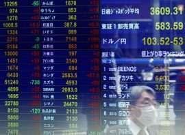 Asian shares perk up as calmer bonds ease jitters - Inside Financial Markets