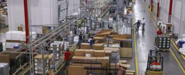 Big industrial output expands 4.85% in February - Inside Financial Markets