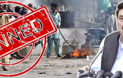 Government decides to ban Tehreek-e-Labbaik Pakistan - Inside Financial Markets