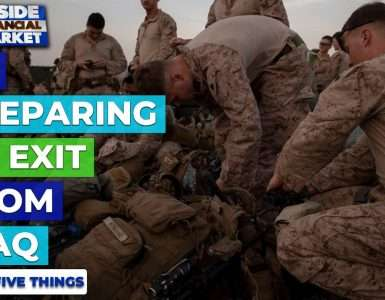 US preparing to exit from Iraq | Top 5 Things | 09 April 2021 | Inside Financial Markets