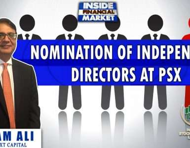 Nomination of Independent Directors at PSX | Najam Ali - CEO Next Capital | Inside Financial Markets