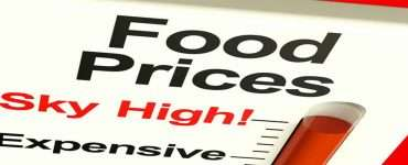 Global food prices jump with the highest rise in a decade