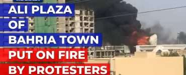 Ali Plaza of Bahria town put on fire by Protestors | Top 5 Things | 07 Jun | Inside Financial Market