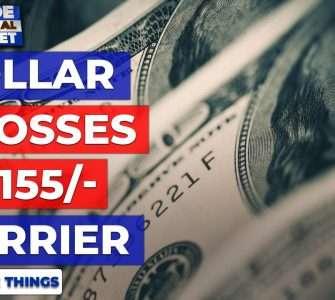 Dollar crosses Rs.155/- barrier | Top 5 Things | 08 June 2021 | Inside Financial Markets
